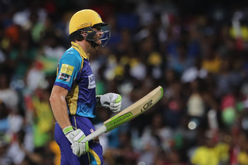 Martin Guptill Barbados Tridents vs. Guyana Amazon Warriors - 2018 Hero Caribbean Premier League (CPL) Tournament