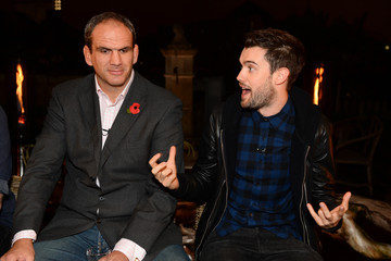 Martin Johnson In Conversation With Jack Whitehall & Guests