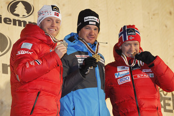 Martin Johnsrud Cross Country: Men's Skiathlon - FIS Nordic World Ski Championships