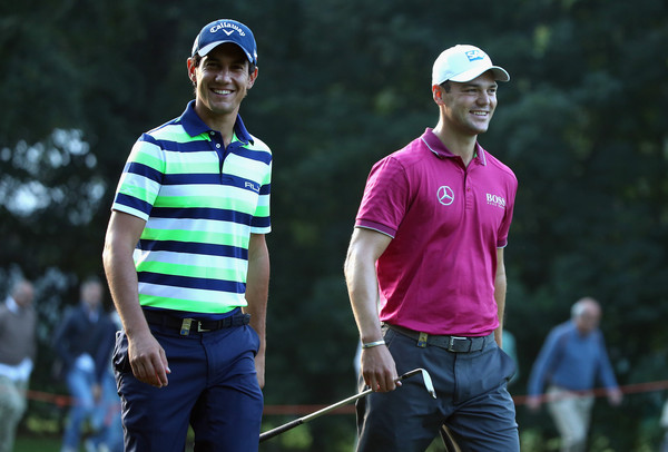 72nd Open d'Italia - Day Two