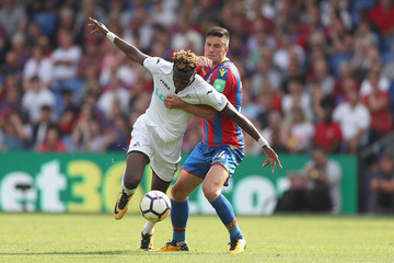 Martin Kelly Crystal Palace v Swansea City - Premier League