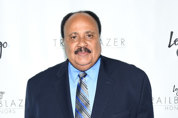 Martin Luther King III Logo's 'Trailblazer Honors' 2015 - Arrivals
