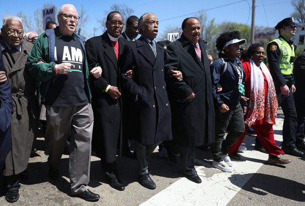Memphis Marks 50th Anniversary Of Martin Luther King Jr's Assassination []