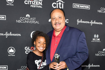 Martin Luther King III 2018 Global Citizen Festival: Be The Generation - VIP Lounge