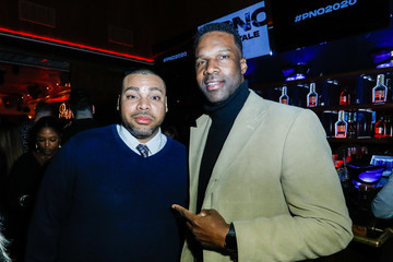 Martin Nance The Players' Tribune + Heir Jordan Host Players' Night Out At The Royale Party At Bounce Sporting Club In Chicago