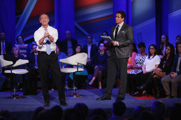 Martin O'Malley Democratic Presidential Candidates Participate In Town Hall Meeting In Iowa