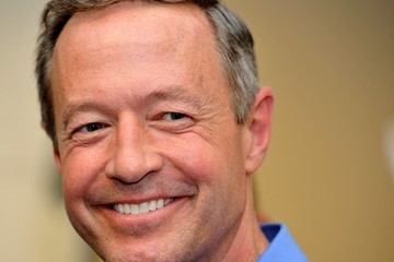 Martin O'Malley Democratic Presidential Candidate Martin O'Malley Campaigns in Iowa Ahead of State's Caucus