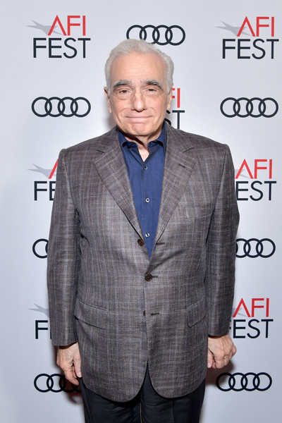 AFI FEST 2019 Presented By Audi - A Tribute To Martin Scorsese