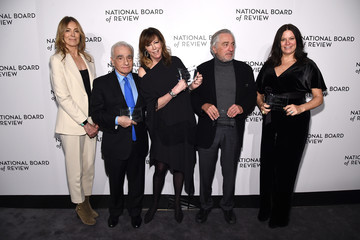 Martin Scorsese Emma Tillinger Koskoff The National Board Of Review Annual Awards Gala - Inside