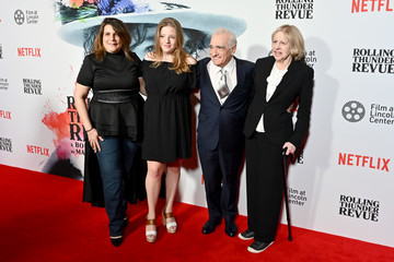 Martin Scorsese Helen Morris Netflix and Film at Lincoln Center host the premiere of ROLLING THUNDER