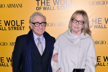 Martin Scorsese Helen Morris 'The Wolf of Wall Street' Premieres in NYC — Part 2
