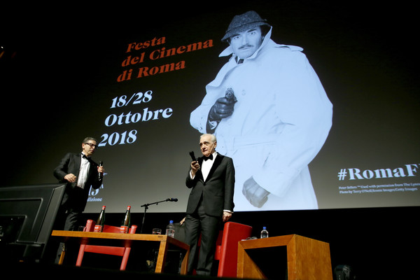 Martin Scorsese Meets The Audience - 13th Rome Film Fest