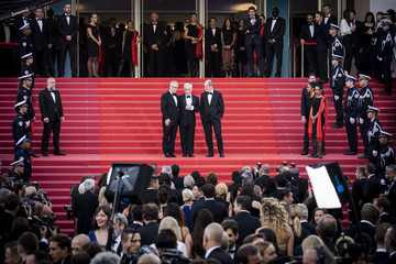 Martin Scorsese 'Everybody Knows (Todos Lo Saben)' & Opening Gala Red Carpet Arrivals - The 71st Annual Cannes Film Festival