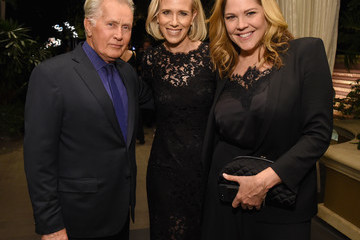 Martin Sheen ELLE's 25th Annual Women In Hollywood Celebration Presented By L'Oreal Paris, Hearts On Fire And CALVIN KLEIN - Moët & Chandon