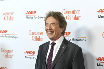 Martin Short 18th Annual AARP The Magazine's Movies For Grownups Awards - Arrivals