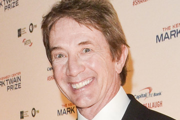 Martin Short Arrivals at the Mark Twain Prize for American Humor