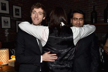 Martin Starr Kumail Nanjiani Premiere Of HBO's 'Silicon Valley' 2nd Season - After Party