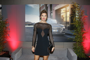 Martina Colombari La 25esima Ora - New Audi A8 Launch