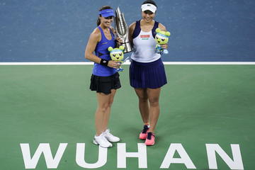 Martina Hingis 2017 Wuhan Open - Finals