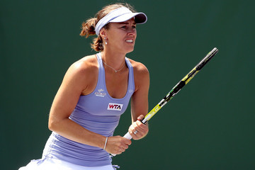 Martina Hingis Sony Ericsson Open: Day 9