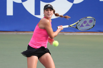 Martina Hingis Toray Pan-Pacific Open: Day 2