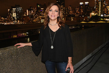 Martina McBride Food Network & Cooking Channel New York City Wine & Food Festival Presented By Capital One
