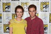 Fitz and Simmons - This Is How Your Favorite TV Couples Look Together in Real Life