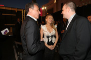 Scarlett Johansson and Bob Iger Photos Photo