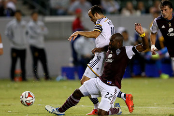 Marvell Wynne Colorado Rapids v Los Angeles Galaxy