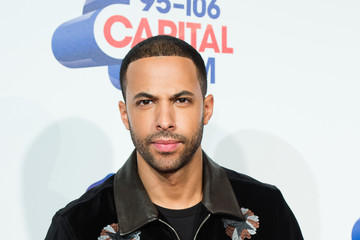 Marvin Humes Capital's Jingle Bell Ball With Coca-Cola - Arrivals - Day 2