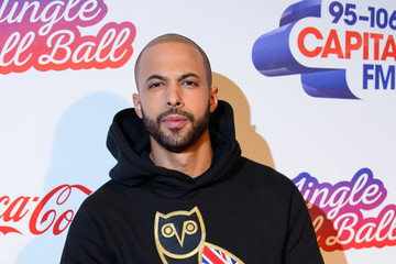Marvin Humes Capital FM Jingle Bell Ball Day 1 - Red Carpet Arrivals