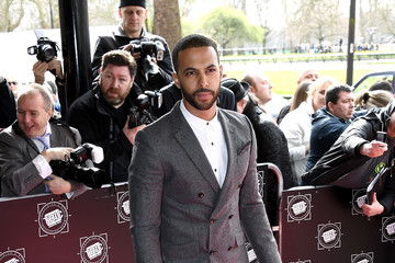 Marvin Humes TRIC Awards 2017 - Arrivals