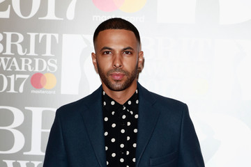 Marvin Humes The BRIT Awards 2017 - Red Carpet Arrivals