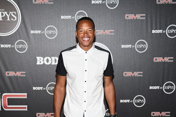 Marvin Jones Arrivals at ESPN's BODY at ESPYS Pre-Party