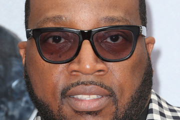 Marvin Sapp Arrivals at the BET Awards