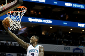 Marvin Williams Chicago Bulls vs. Charlotte Hornets