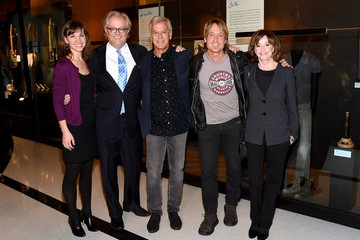 Mary Ann McCready The Country Music Hall of Fame and Museum Debuts New 'Keith Urban So Far' Exhibition
