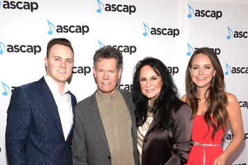 Mary Davis Randy Travis 57th Annual ASCAP Country Music Awards - Arrivals