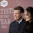 Mary Davis 2021 CMT Artist of the Year - Red Carpet