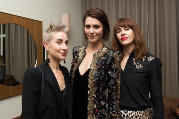 Mary Elizabeth Winstead Zuhair Murad Cocktail Party