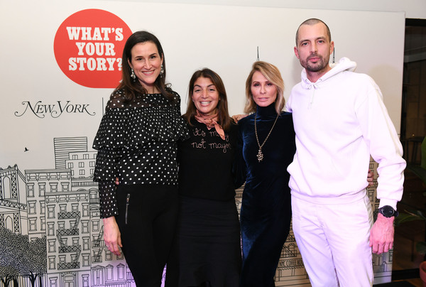 New York + WeWork Eating Stories Event