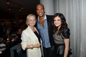 Mary Hamilton NYLON Celebrates December/January Cover Star Lucy Hale Presented By bebe At Andaz West Hollywood