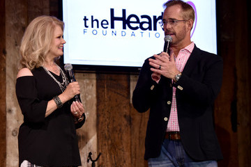 Mary Hart The Heart Foundation's Intimate Evening Honoring Mike Meldman