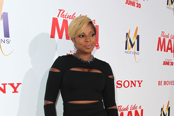 Mary J. Blige 'Think Like a Man Too' Premieres in Hollywood