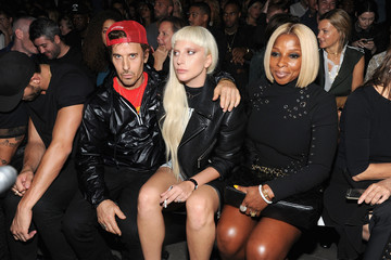 Mary J. Blige Alexander Wang - Front Row - Spring 2016 New York Fashion Week