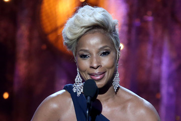 Mary J. Blige 33rd Annual Rock & Roll Hall Of Fame Induction Ceremony - Show