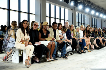 Mary J. Blige Michael Kors  Spring 2015 Fashion Show - Front Row