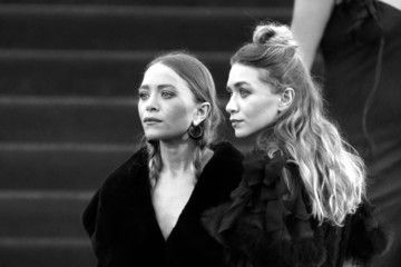 Mary-Kate 'China: Through The Looking Glass' Costume Institute Benefit Gala - Alternative Views