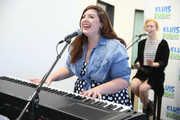 Mary Lambert Visits a Radio Morning Show