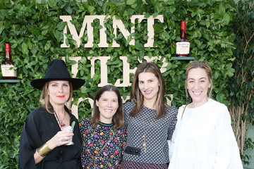 Mary Nelson Sinclair Nicki Clendening Garden & Gun Mint Julep Month Kick Off Brunch In Partnership With Maker's Mark and Bourbon Country